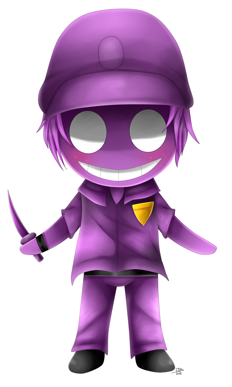 Do you want be Purple guy?