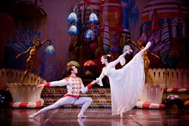 'The Nutcracker' is a famous dance performed at Christmas time. What form of dance is it?