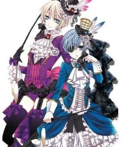 What are the main colors Alois Trancy wears?