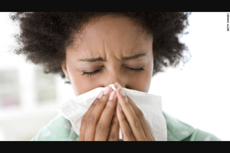 Do you feel stuffy? (Do you feel like you need to blow your nose just to stay alive?)