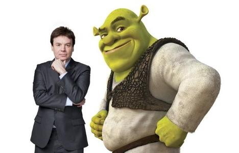 Who did the voice of Shrek in Shrek?