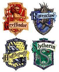 What Hogwarts house are you in or want to be in?