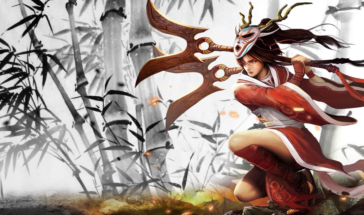 What is the name of this champion's skin (akali's skin)