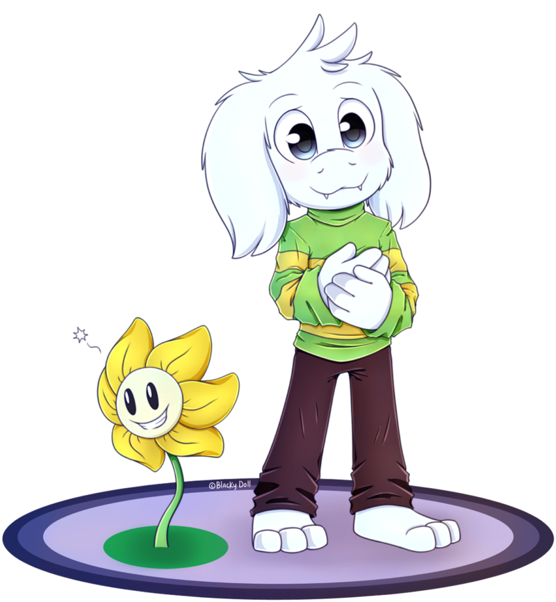 Who is Flowey's real self?