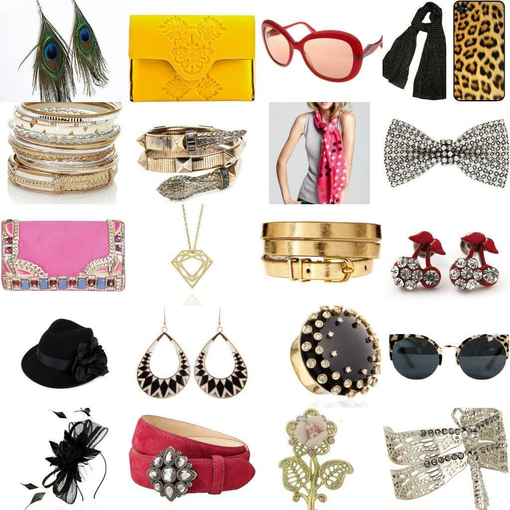 Which of these accessories are you most likely to wear?