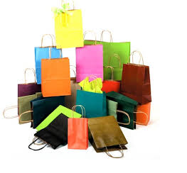 What's the one thing you buy when you go on a shopping spree?