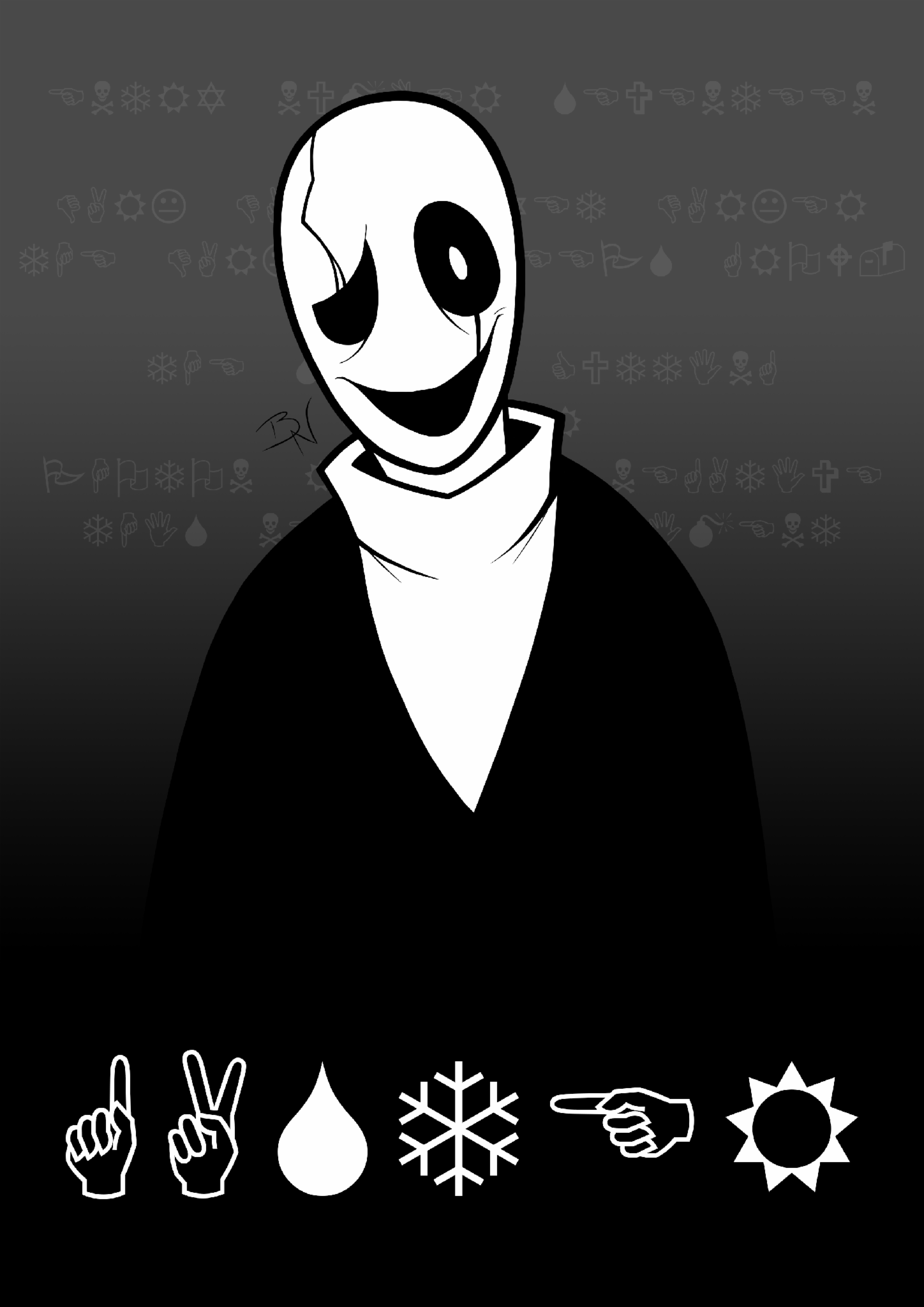 Who was Gaster?