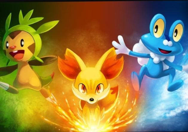 Which Pokemon do you like in the picture?