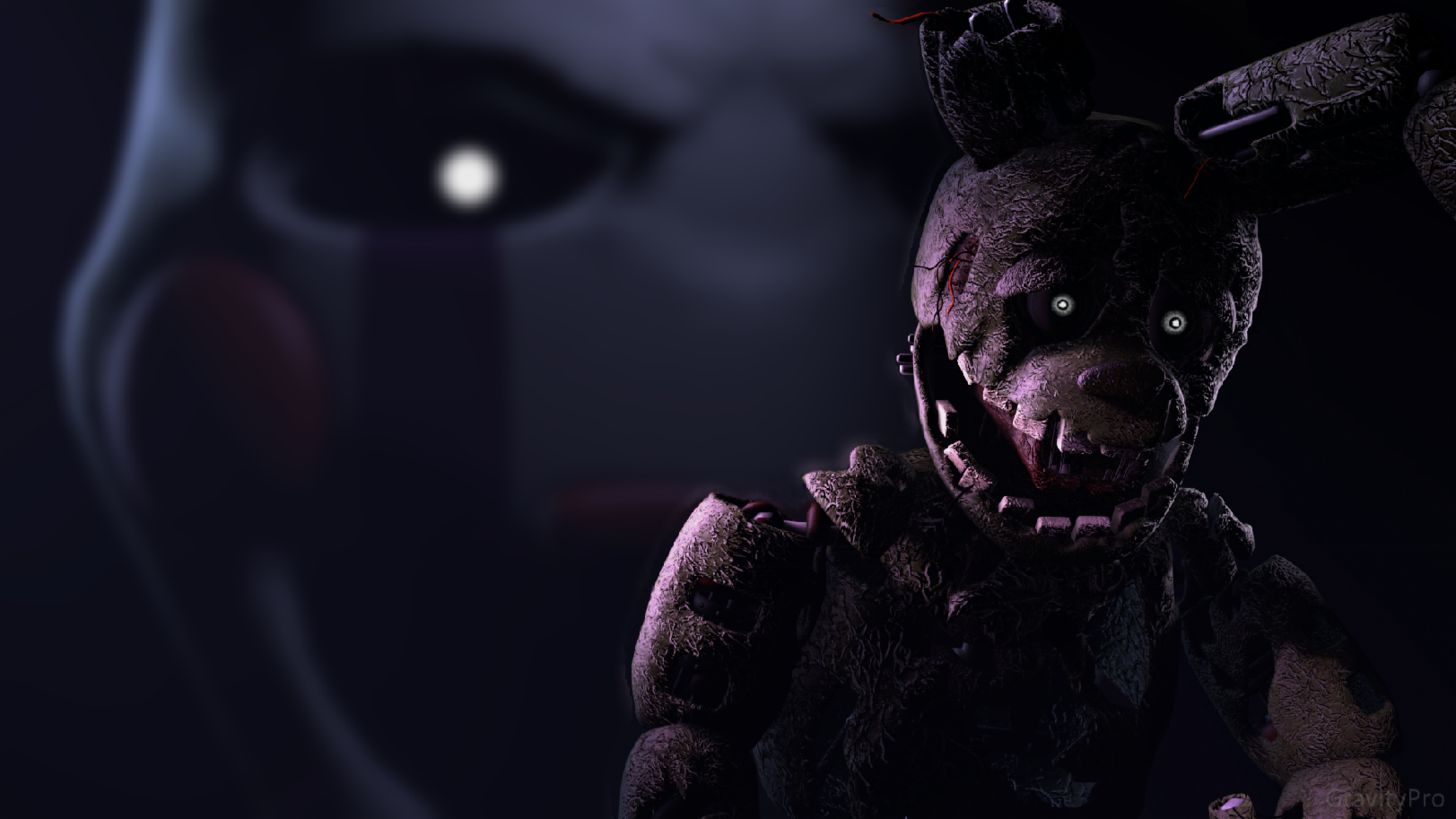 Five Nights at Freddy's question. Who in the Afton family, do you believe is the killer?