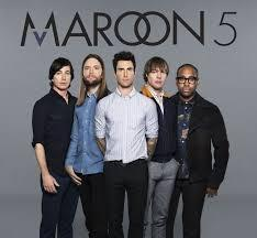 What is Maroon 5's first album called?