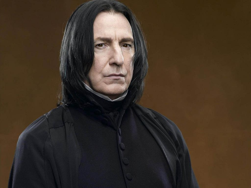 what is Severus Snape's Boggart?