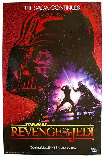 Is the original name (Revenge of the Jedi) or the modified name (Return of the Jedi) better?
