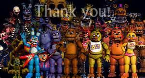 Which FNAF game did you like best?