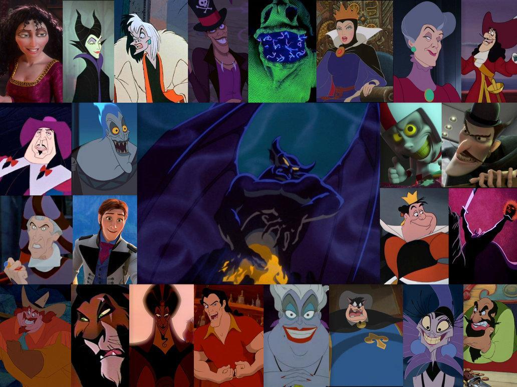 Who's your Favourite Villains