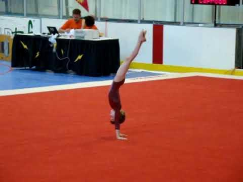 Can you do a front-handspring?
