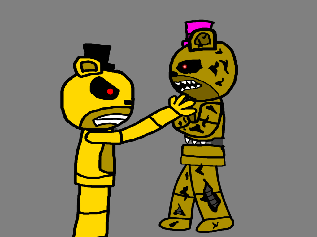 Is Fredbear an earlier version of Golden Freddy?