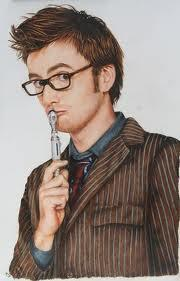 Who do you idolize? (Yes that is David Tennant)