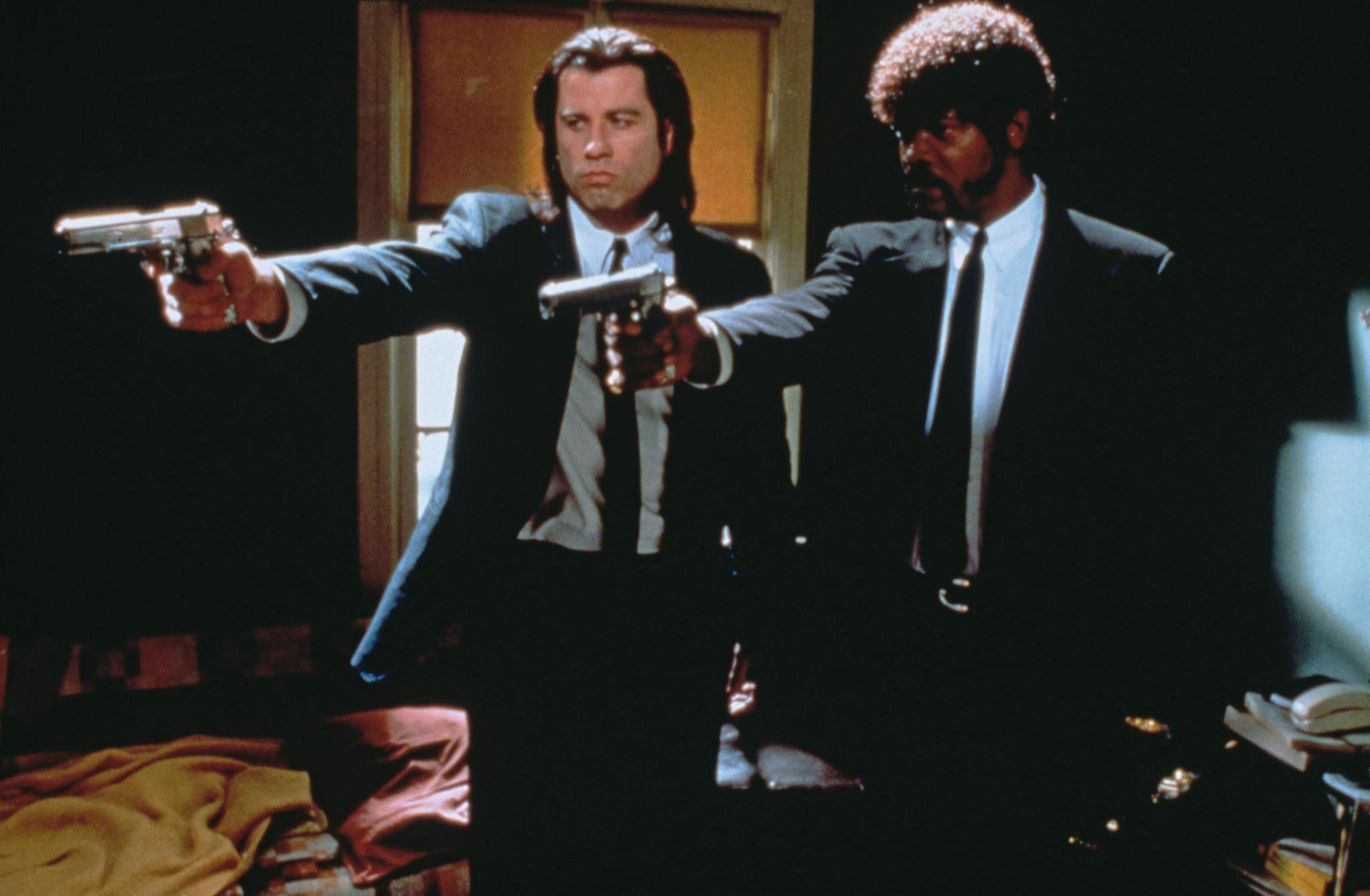 "In the '94 movie, ""Pulp Fiction"", who played the character Jules Winfield?"