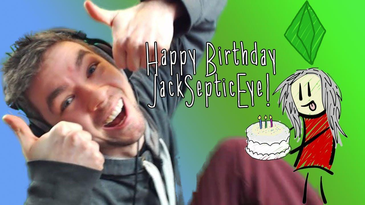 When is Jacksepticeye's brithday ? ( don't look up )
