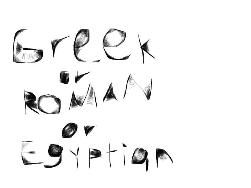 Would you read Greek,Roman,or Egyptian Mythology