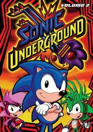 2.Which year did sonic underground start and re-run