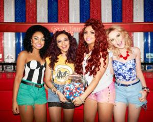 Which 2 Little Mix members are from the same place?
