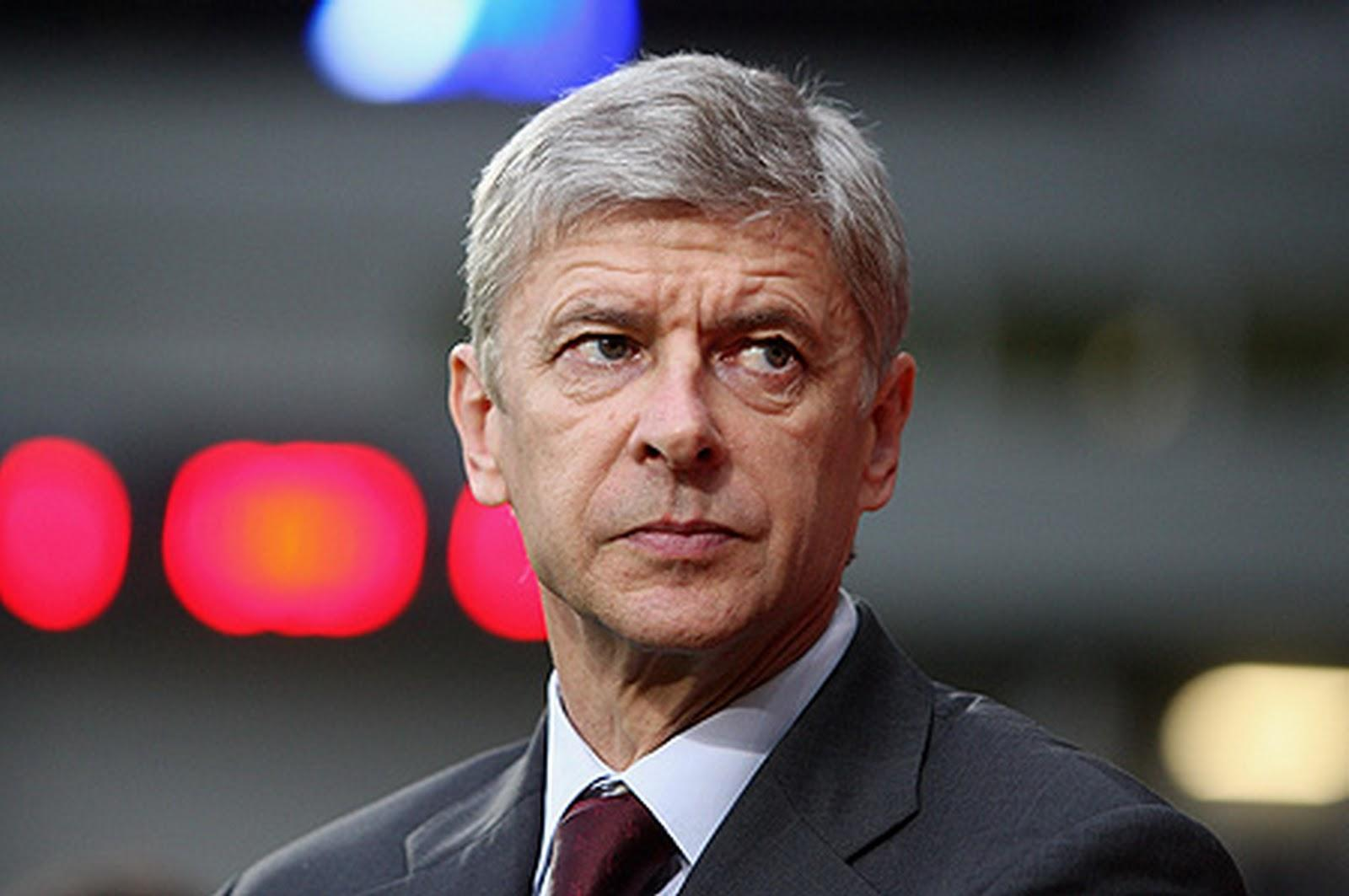 What is Wenger's first name