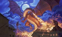 In this quiz you have to think like a dragon.  Do you like destroying cities?
