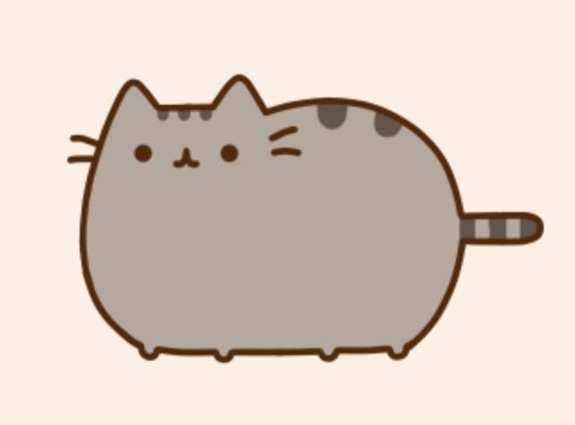 Pusheen Cat: Are you fluffy?