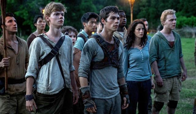 Have you read/seen the movie The maze runner?