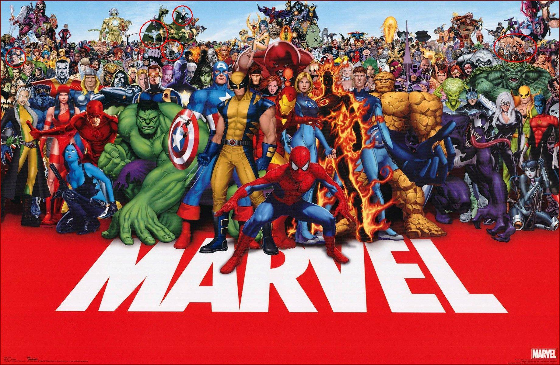 What was the first movie made by Marvel?