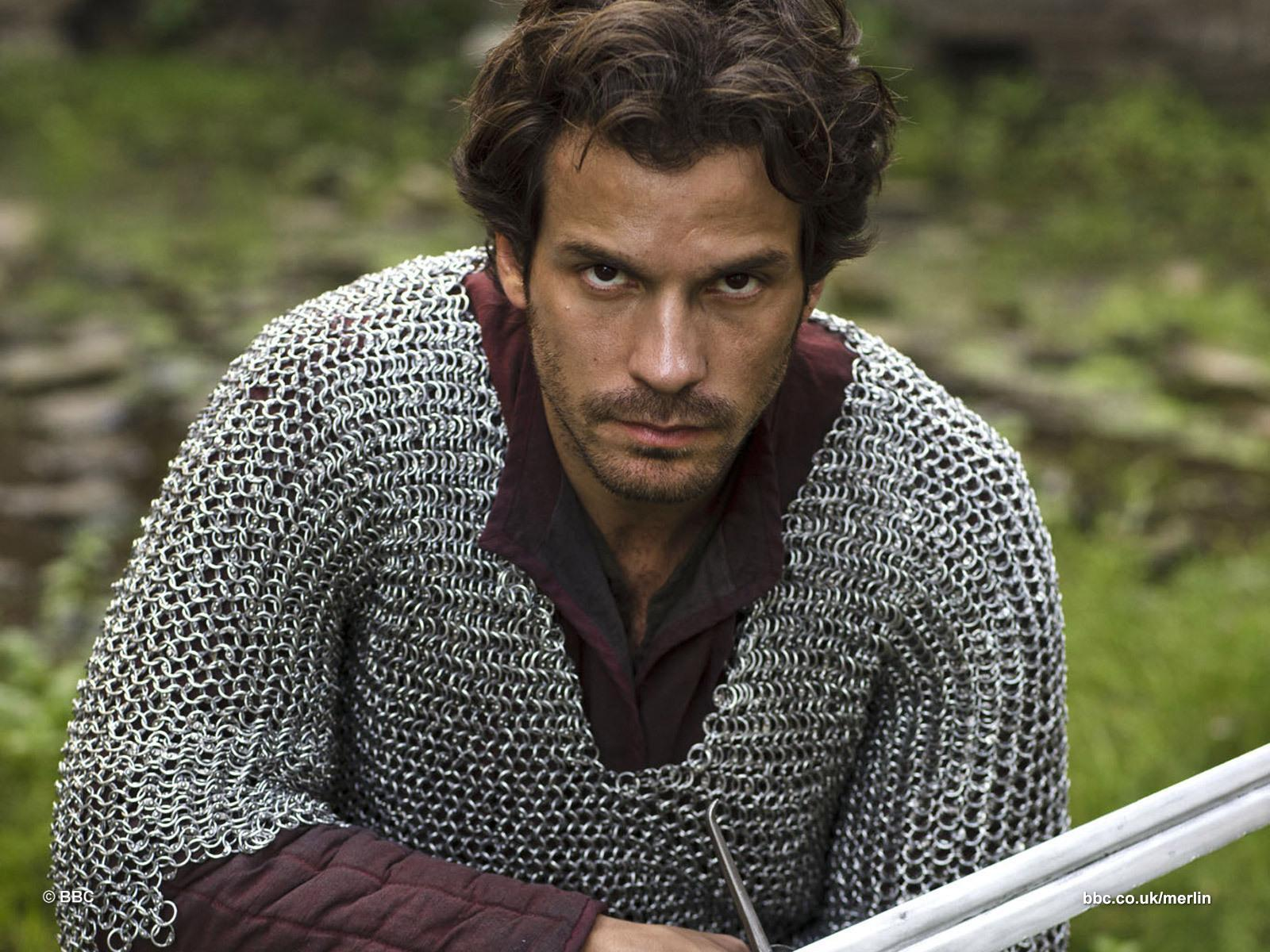 What is Lancelot's full name?