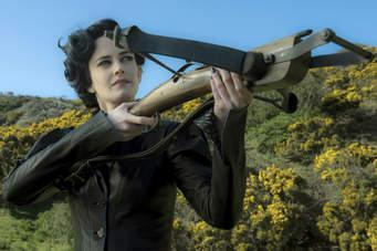 And finally, what is Miss Peregrine's full name?