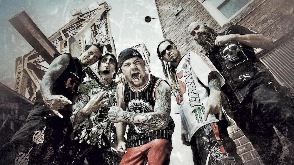 Which of these people is a member of five finger death  punch