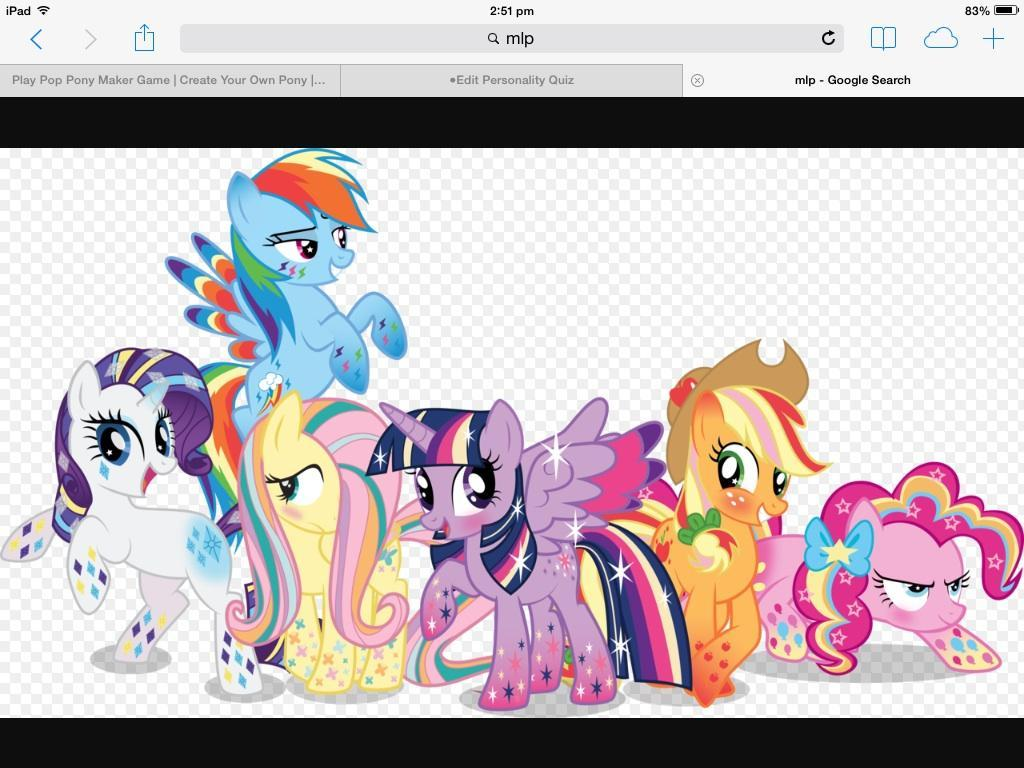 What kind of pony do you like best
