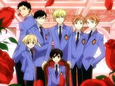 Do you like anime? (OURAN ACADAMEY omg yes!)