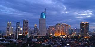 Jakarta is the capital city of...
