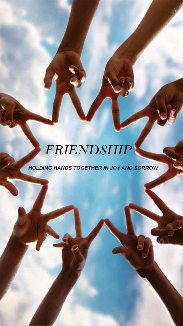 Around how many friends do you have?