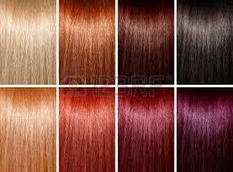 Your hair colour is: