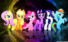 Which six are in the mane six?
