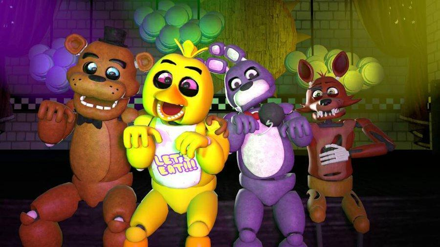 If you an animatronic, which room would you spend the most time in?