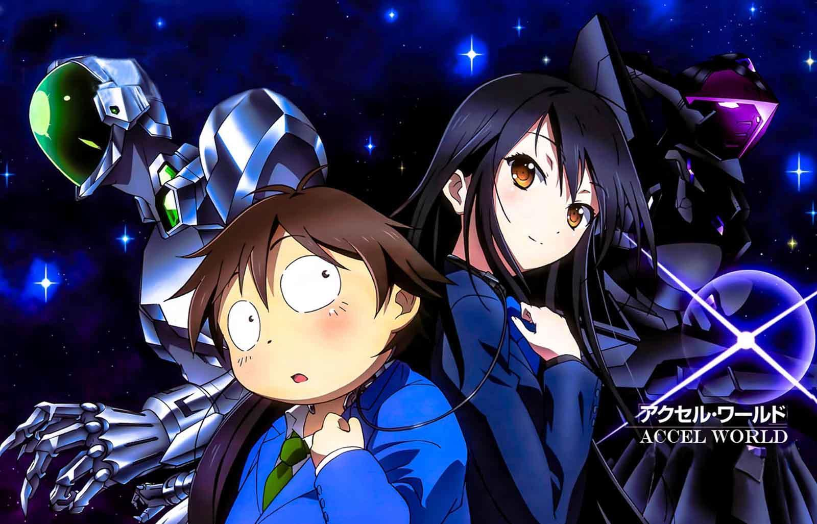 Accel World is a
