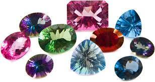Pick a gemstone: