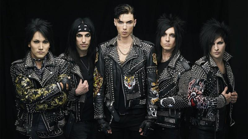 What is the first Black Veil Brides album?