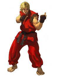 What is the last name of Ken from the Street Fighter series?