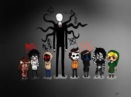 "Jeff: "" If u were to live in the same house as me an the other creepypastas, would u like to be around them. """