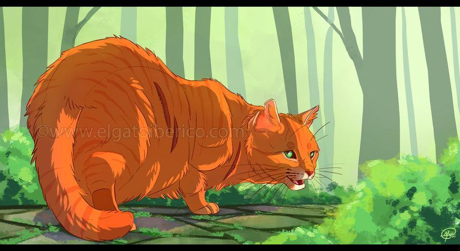 How did Firestar lose his fourth life?