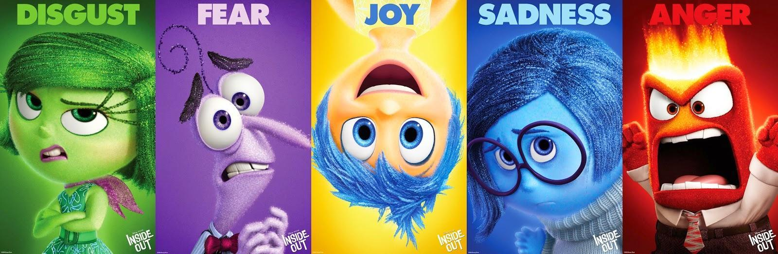 "I know this is random but I just wanna make it interesting, so which emotion from ""Inside Out"" is better?"