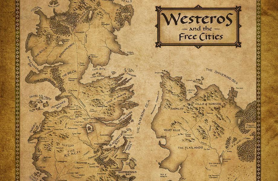 And finally, where would you want to live in Westeros?