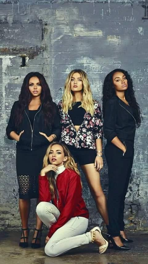 And finally pick a Little mix member